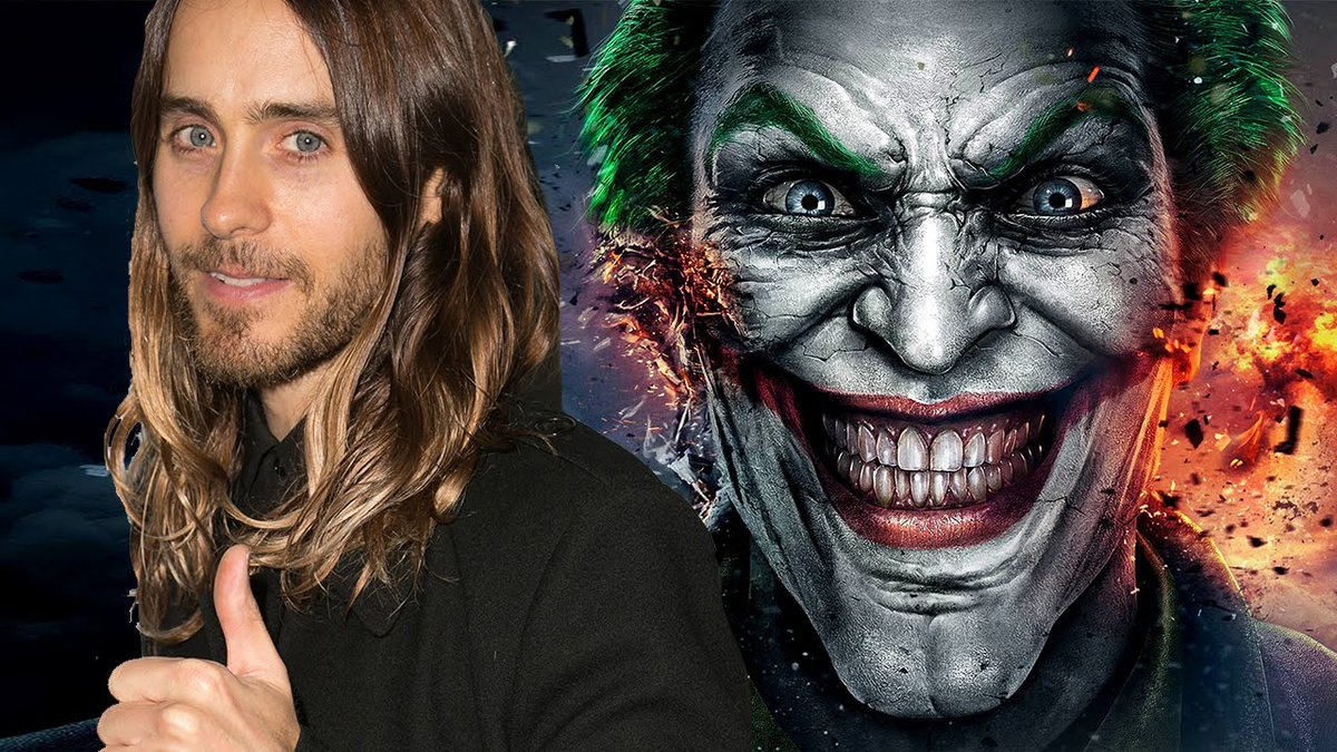 Jared Leto is your new #Joker. Plus, the rest of the #SuicideSquad cast confirmed: http://t.co/XsqHe6Aita http://t.co/MurHA7vFzF