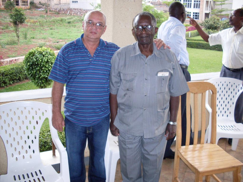 Cuban Healthcare Providers Saving Lives in West Africa
