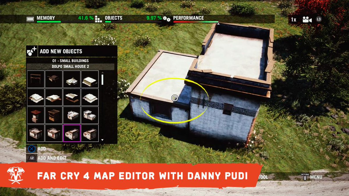 Far Cry 6 On Twitter Learn About Map Editor From Our Friend