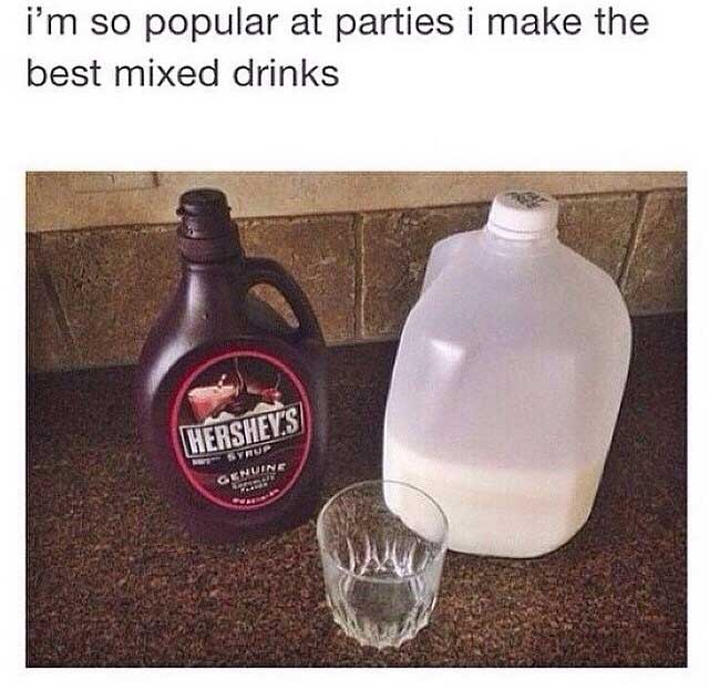 Men 39 s humor on twitter i make the best mix drinks for The best mix drinks