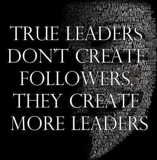 Do you LEAD to gain power over others or to EMPOWER others through sharing the LEAD? #lcpsedchat #LeadWithGiants http://t.co/npm3rUdNAO