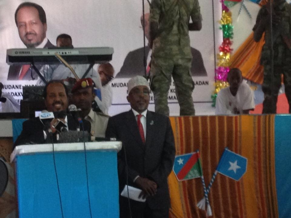 Inauguration in #Baidoa of President Sharif Hassan key for Federal #Somalia. #EU fully behind South West IA http://t.co/crypDWIxVr