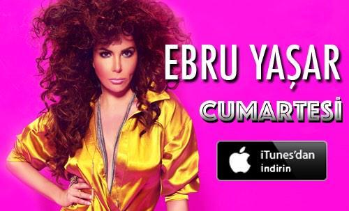 Ebru Yaşar Cumartesi şarkı sözü