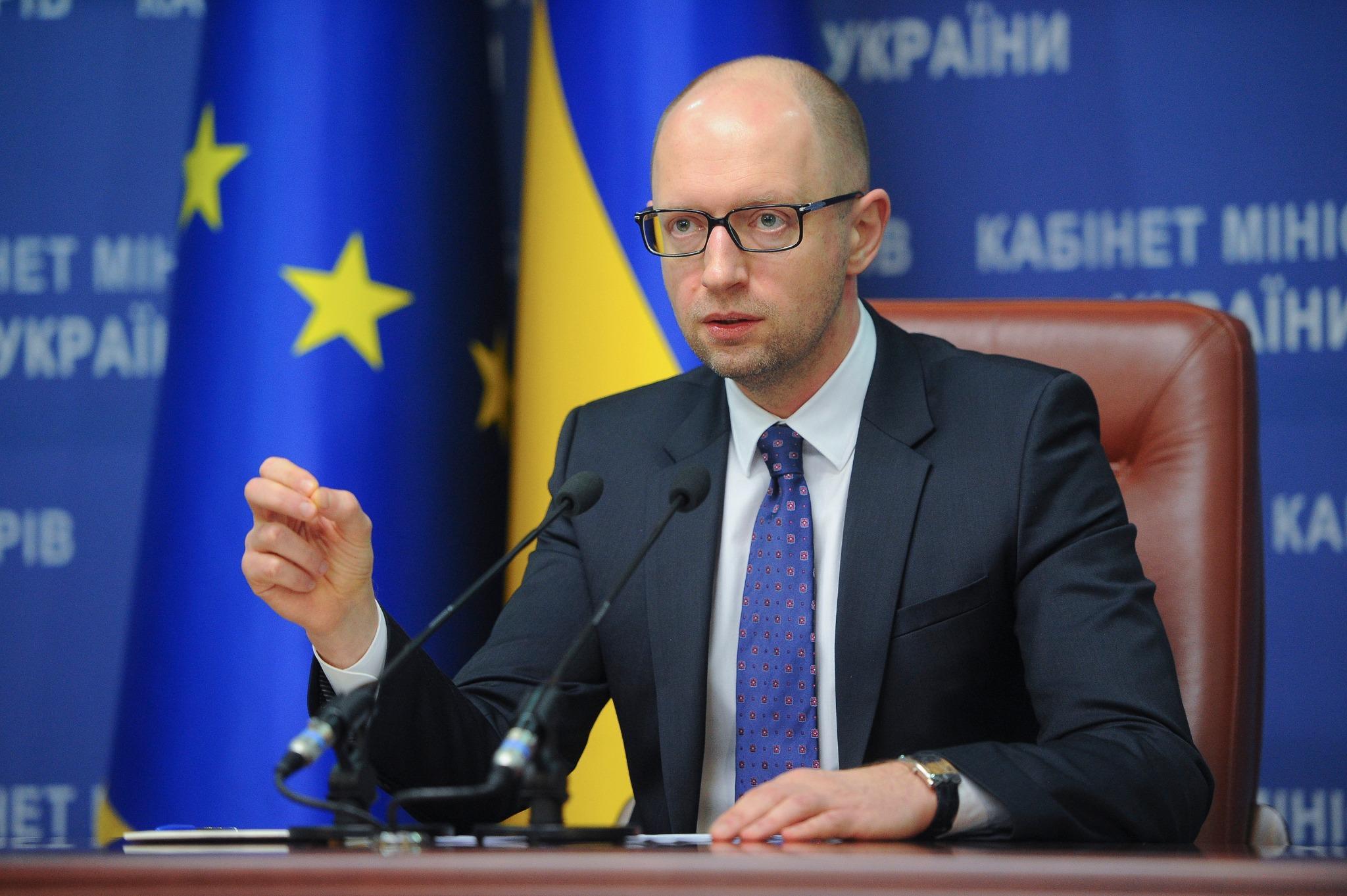 """Яценюк не на шутку переполошил западные СМИ из-за """"аварии на АЭС"""" - Цензор.НЕТ 7804"""