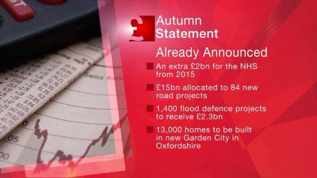 Thumbnail for Autumn Statement 2014