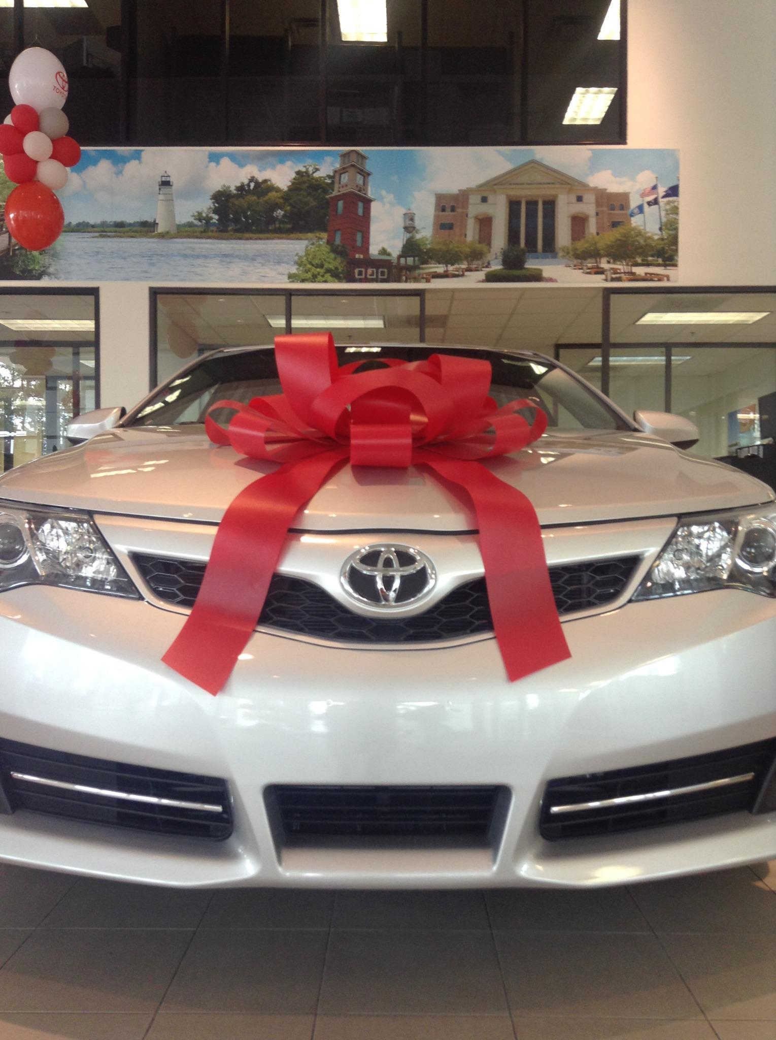 """Northshore Toyota on Twitter """"What better way to celebrate the"""