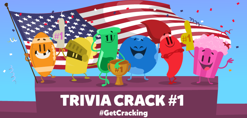 Thumbnail for Trivia Crack reaches No. 1 spot in U.S. iTunes store