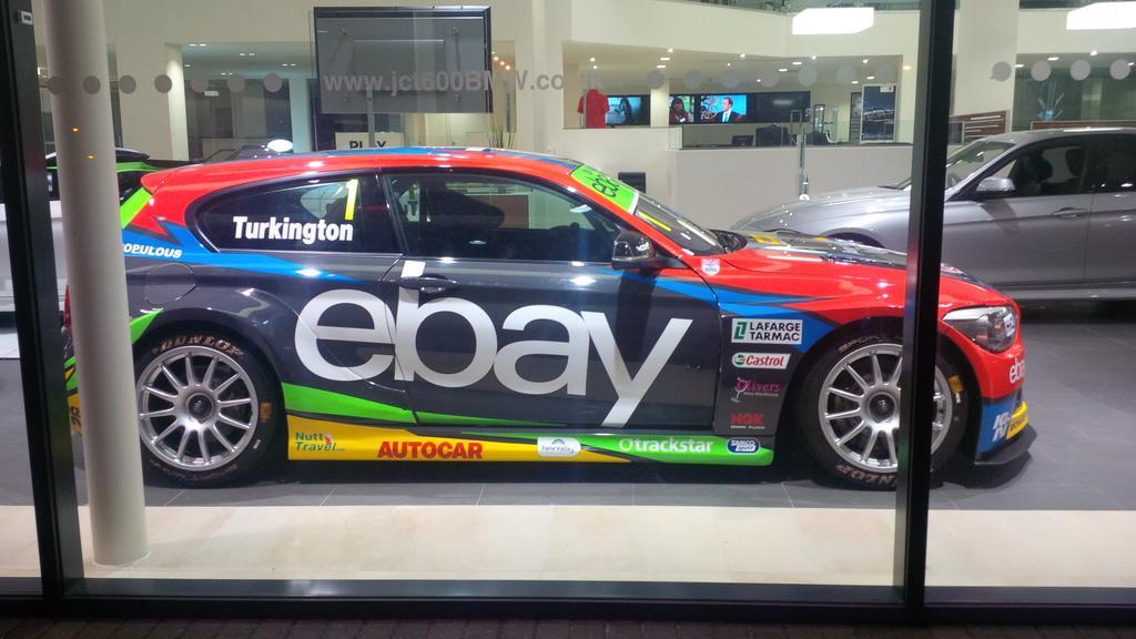 eBay Motors Team (@eBayMotorsBTCC) | Twitter