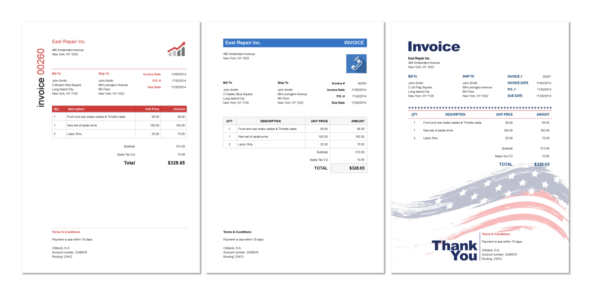 invoice home on twitter get remembered 100 invoice templates to promote your brand invoice invoicetemplate httpstcotmrbfvsqds - Invoicehome Com