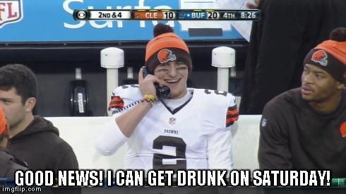 The @Browns have named Brian Hoyer the starter for Sunday. http://t.co/eqQplr3FpG