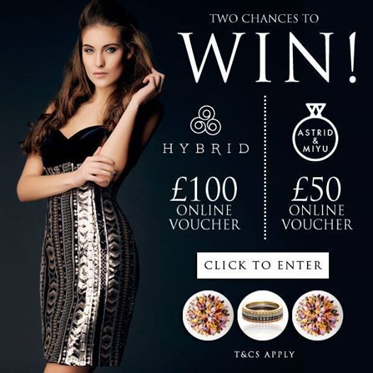 #WIN £150 worth of gift vouchers @Hybrid_Fashion  #RT #FOLLOW #COMPETITION #GIVEAWAY http://t.co/fb8CqLHrdA http://t.co/AR5vOztwUB