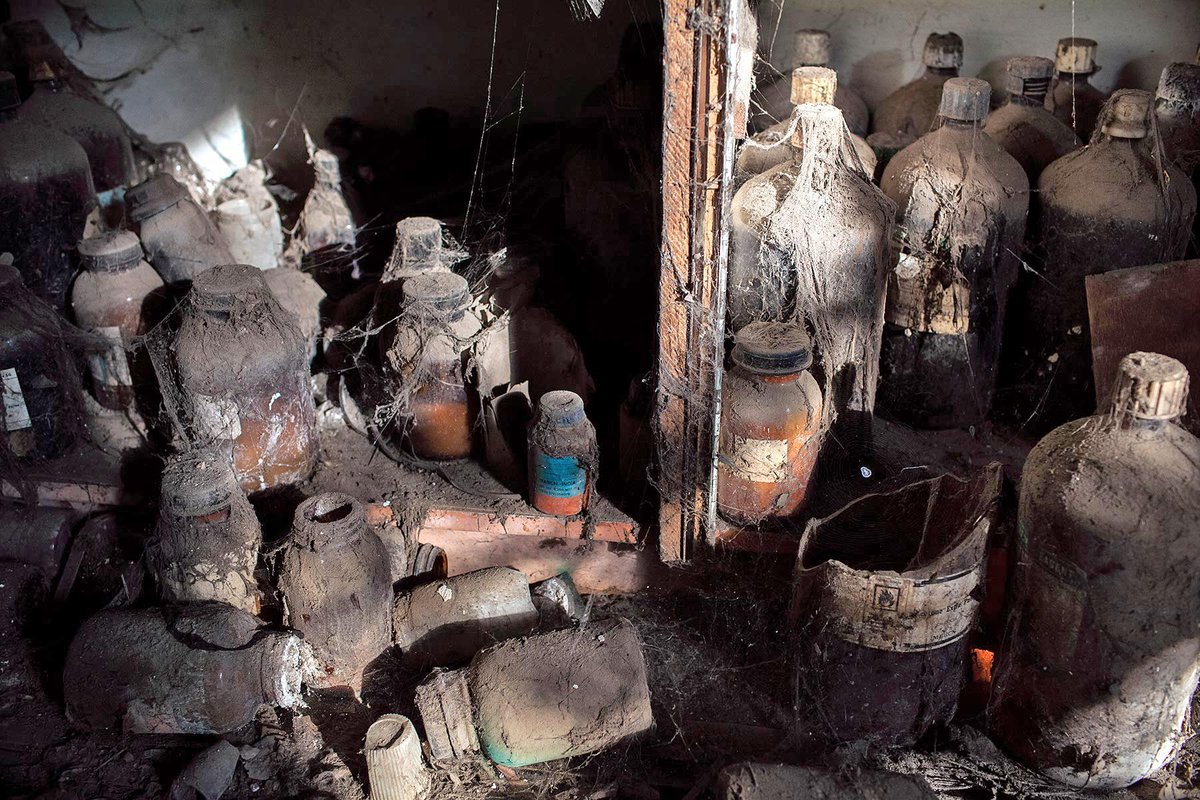 30 years later Industry refuses to take responsibility for Bhopal or its cleanup. How many more to die? #DowChemical http://t.co/riHYIeCusj