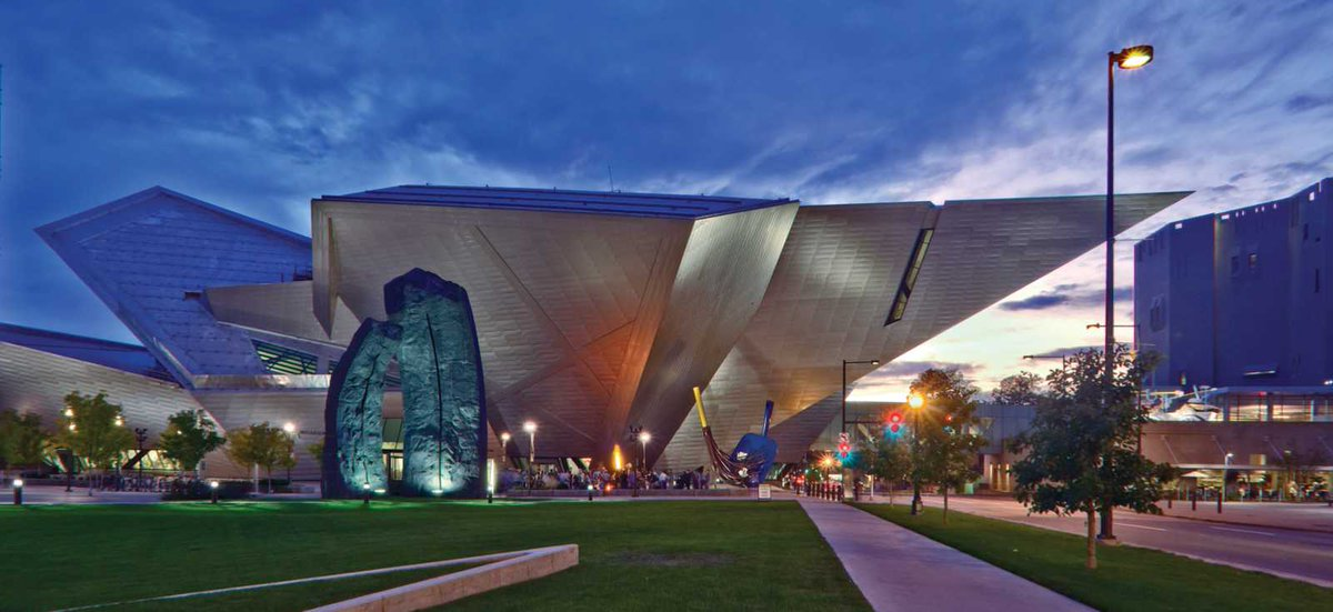 Free admission at the @DenverArtMuseum this Saturday, Dec. 6th. http://t.co/8hqgrbV6rd http://t.co/W69nMMlNmy