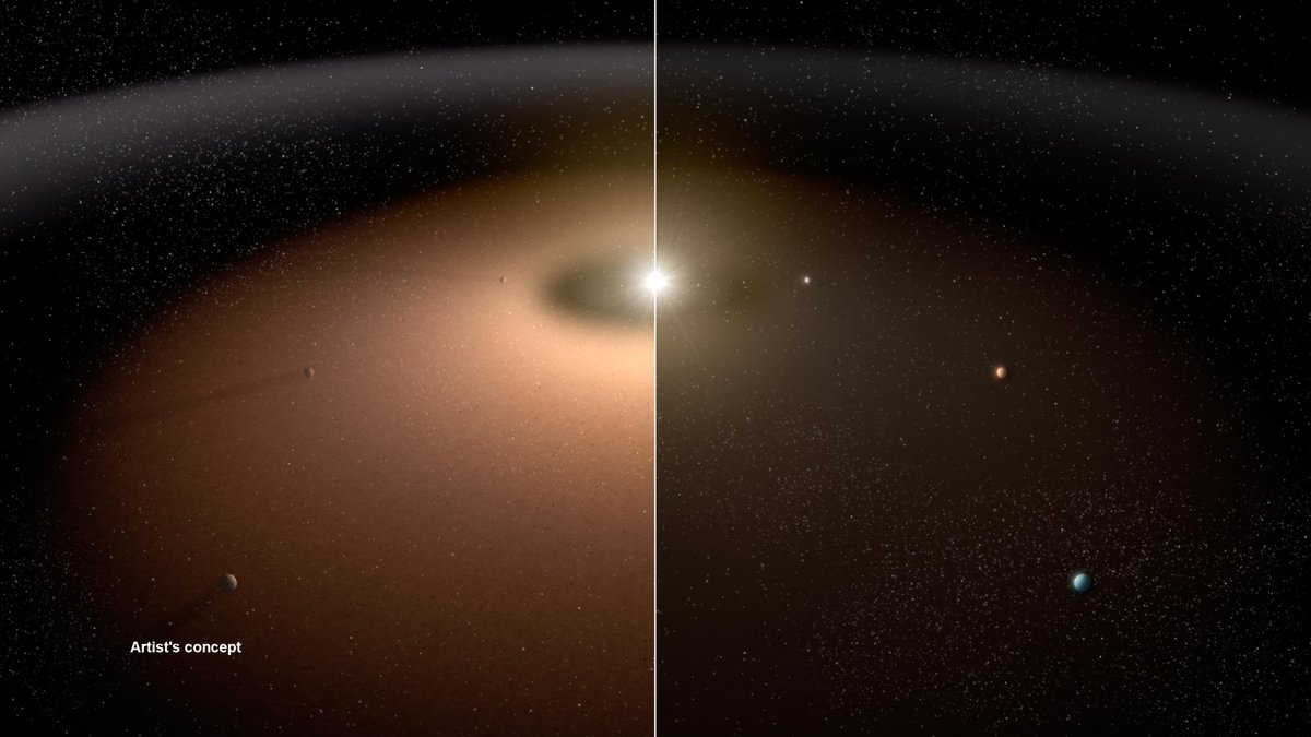 One less thing to worry about: dust shouldn't get in the way of taking pics of exo-Earths http://t.co/a14JN2rEoO http://t.co/UgSMw2HG0m