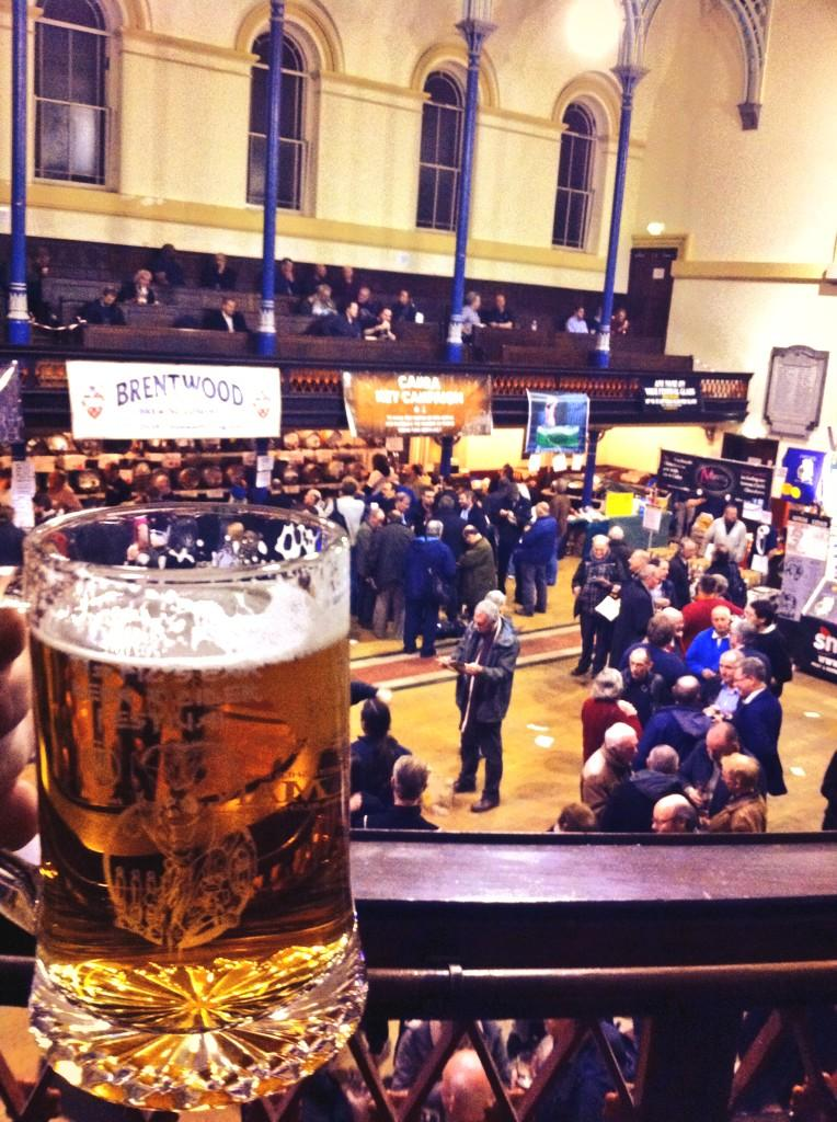 Another superb Pig's Ear beer festival. Done Hackney proud yet again ( @pigsearcamra ) http://t.co/6ASUj7dCtp
