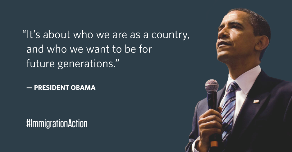 Retweet if you're in this fight, too. #ImmigrationAction http://t.co/Vbso95OM5F