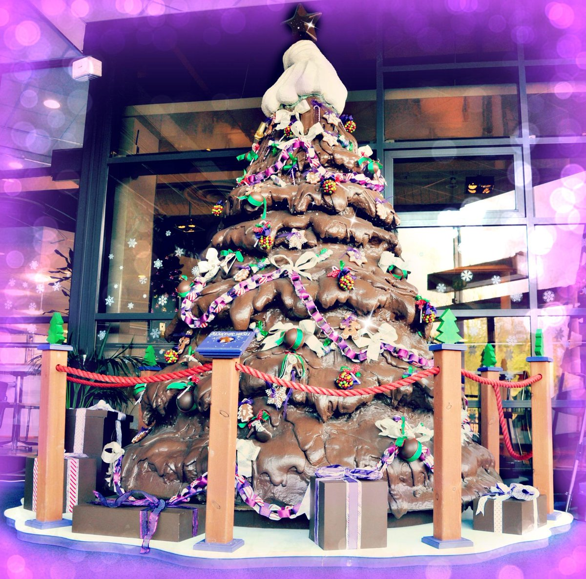 It's beginning to look a lot like Christmas at Cadbury World! #christmas #grotto http://t.co/LBUtTK4KMb