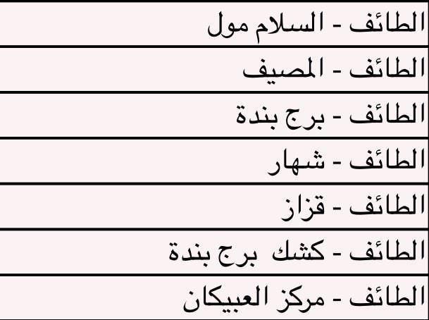 زهور On Twitter Sahaib3 هذه الفروع الرئيسية بالطائف نتشرف بزيارتك لنا Http T Co 0kxzselrht