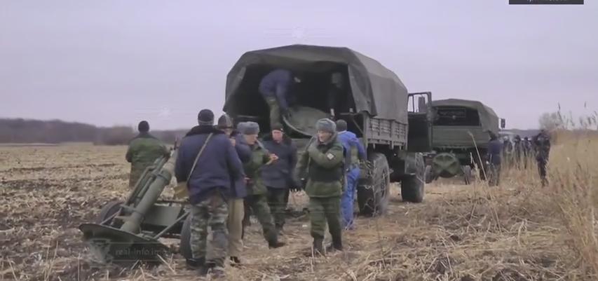 """Террористы 18 раз неудачно атаковали украинские позиции. Бандиты обстреляли из """"Града"""" ТЭС возле Счастья, - пресс-центр АТО - Цензор.НЕТ 7260"""