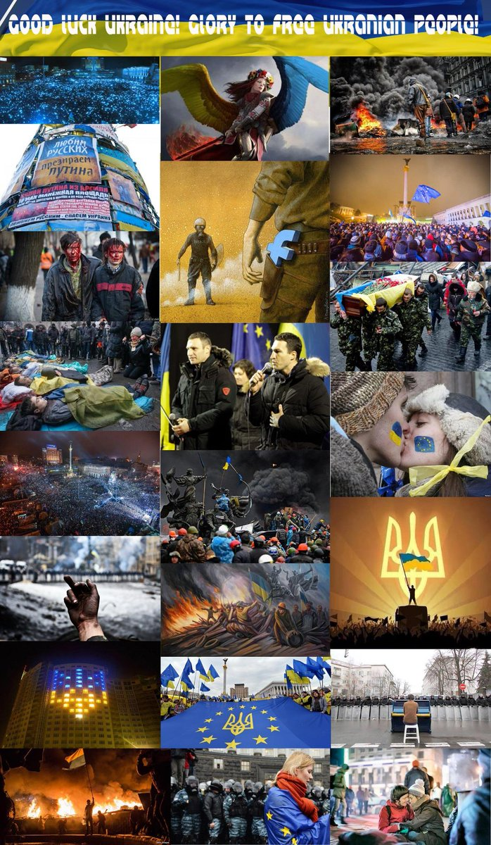 Вече в честь годовщины начала Евромайдана - Цензор.НЕТ 3861