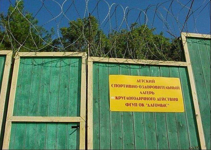 Смешные картинки про детский лагерь