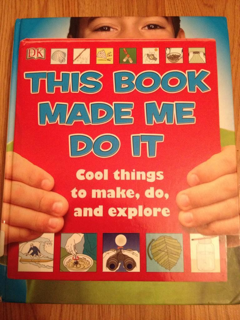 うちの10歳児に教えてもらったこの本なんですが、オススメです。タイトルはいまいちピンと来ないんですけど、おそらく本書はアメリカでの子供人生のバイブルみたいな本ですね。この国で子供やって行くのに必要な知識が網羅されてるんです。