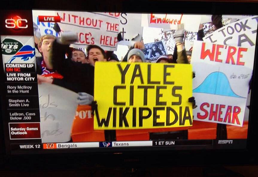 This is how trash talking is done in the ivy leagues http://t.co/ZCLGbRct6N