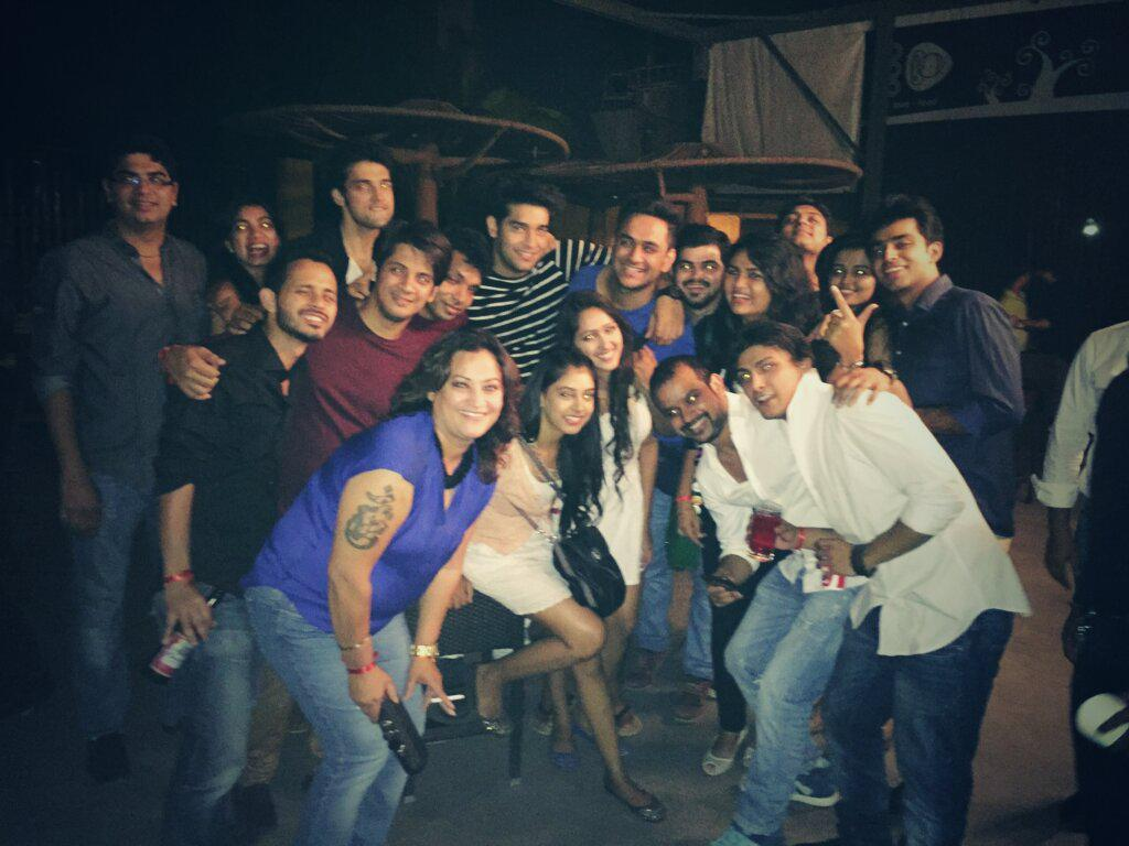Parth samthaan family reanimators