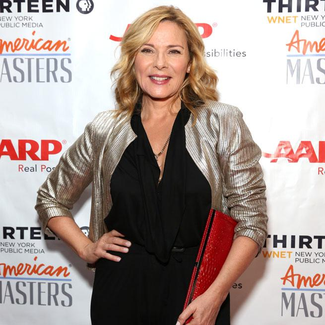 We talk to @KimCattrall about those Sex and the City rumours: http://t.co/ITx3aslY0Y http://t.co/IdyfmepMH9