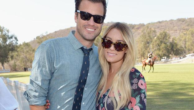 See @LaurenConrad's #wedding ring for the first time ever: http://t.co/pfEJgB27wN http://t.co/jDKbrFGyvF