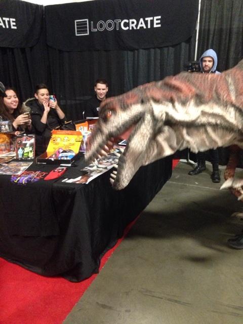 This dinosaur eats @lootcrate for breakfast. http://t.co/epRIJaLc01