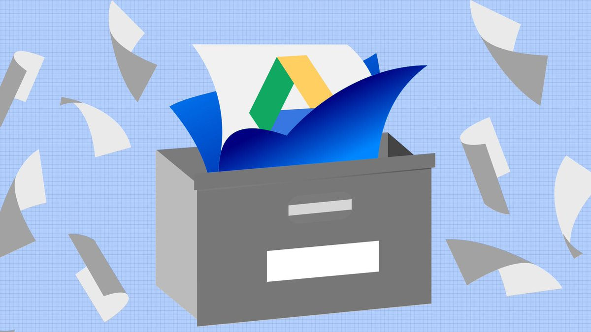 Don't treat Google Drive like your closet. Learn how to organize it with these 5 simple tricks