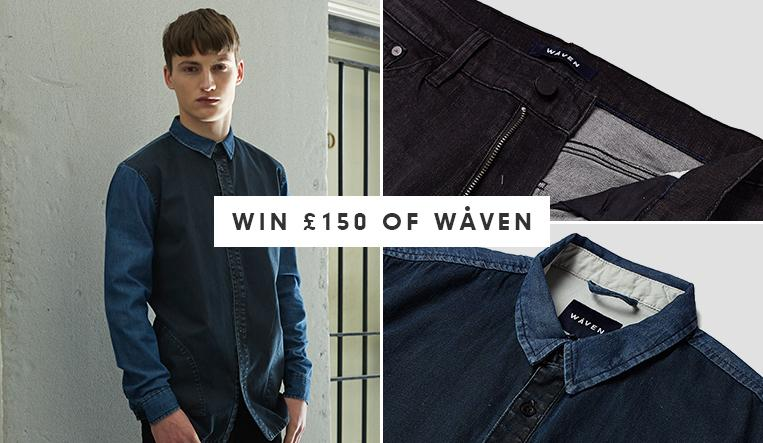 .@wavenstudio are kindly offering £150 of clothing to one lucky Idle Man customer! Enter here: http://t.co/u0WueTAcRu http://t.co/y0U6ipoSJE