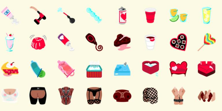 Sexting emoji have ARRIVED - see the whole selection (and how to get 'em) http://t.co/5CthD8LBgO http://t.co/O64KoKJykg