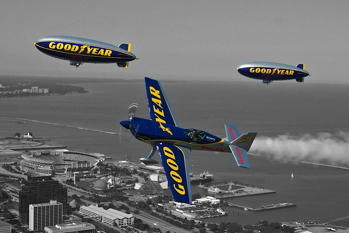 One of my favorite photos from 2012 air show season. Thanks @GoodyearBlimp for helping create this special photo. http://t.co/1TcavfxIPV