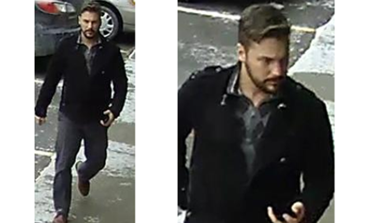 Police seek suspect after a man licked a stranger's foot and stole two women's shoes http://t.co/vJbu8qP5zU http://t.co/buWxR6o6dc