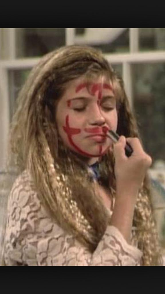 Lol - maybe we should ask @BenSavage...? RT @bwein35 Who wore it better: Topanga or the UCLA punter? http://t.co/WPfd0ZTGmn