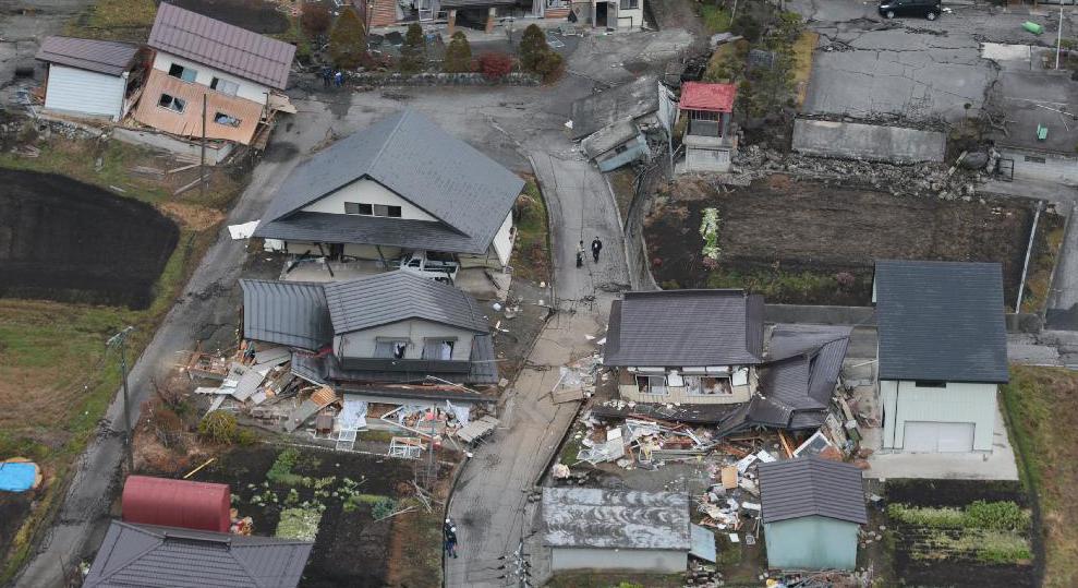 Séisme de magnitude 6,2 au Japon: «L'un des plus importants»