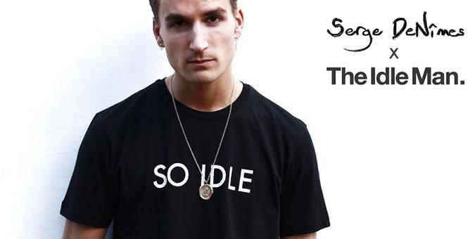 RT @fashionbeans: .@Idle has teamed up with @oliverproudlock's @SergeDeNimes on two limited edition t-shirts: http://t.co/lr7rHvSgZh http:/…