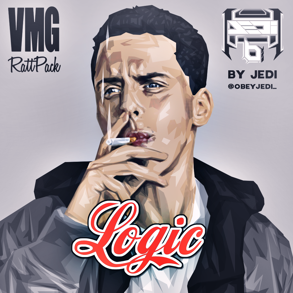 King Jediah On Twitter Logic Nikki Artwork IPhone Background By Me What Do You Guys Think TeamVisionary Logic301 Tco Uapw6SfYjT
