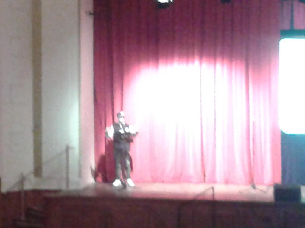 @BYAwards in Walthamstow celebration Black Youth Achievement. Hosted by @AdamDeacon! http://t.co/msLOEGinHK