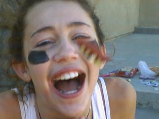 Happy Birthday to my sweetest of sweets @MileyCyrus She's always LOVED bubba teeth!  lol http://t.co/q8E6li1kt5