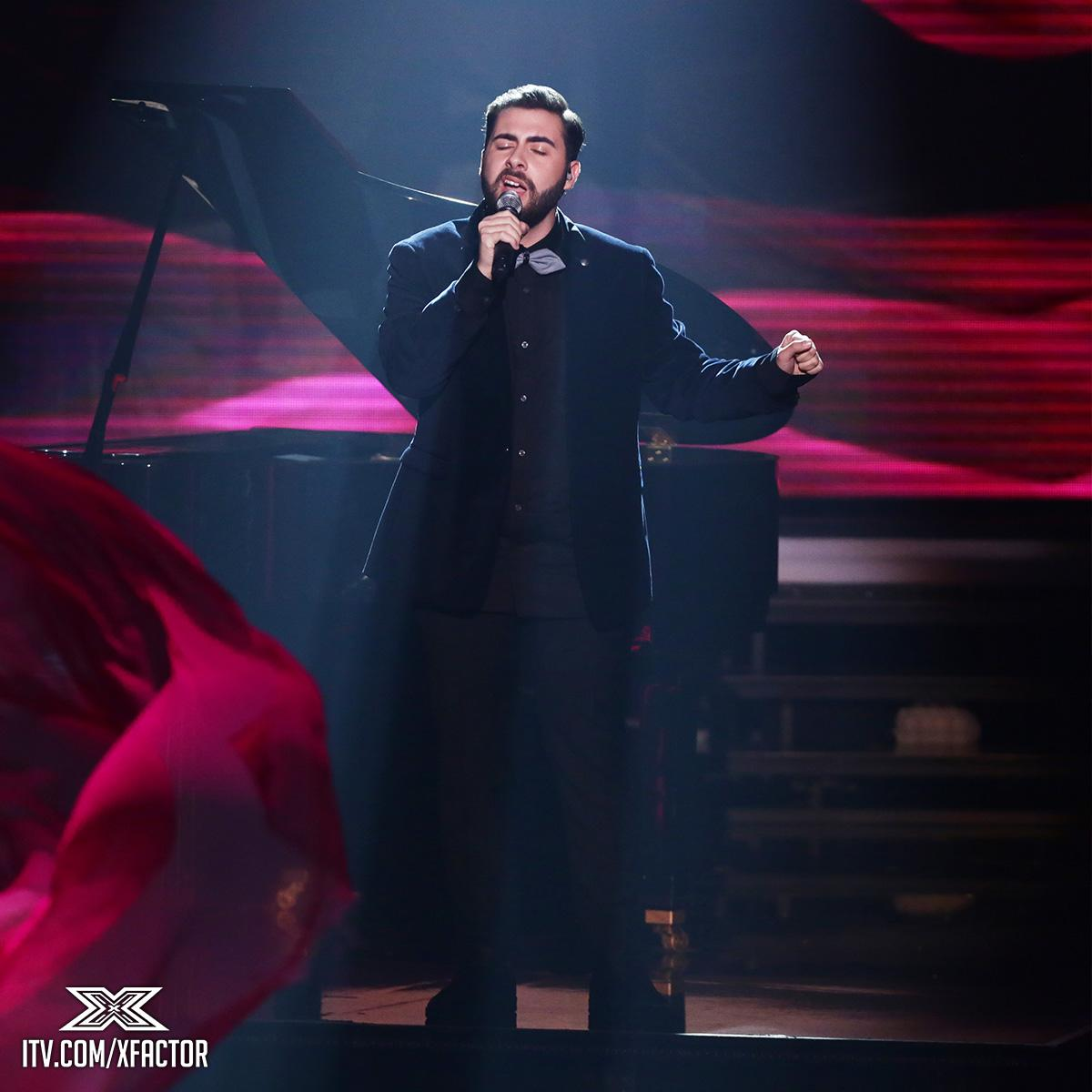 """Mel B: """"I'm so honoured to be working with you"""" @AndreaFaustini1 #XFactorResults http://t.co/THWtLKnrMN"""