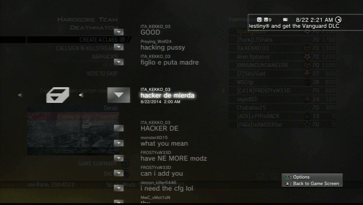 aimbot wallhack mw2 ps3