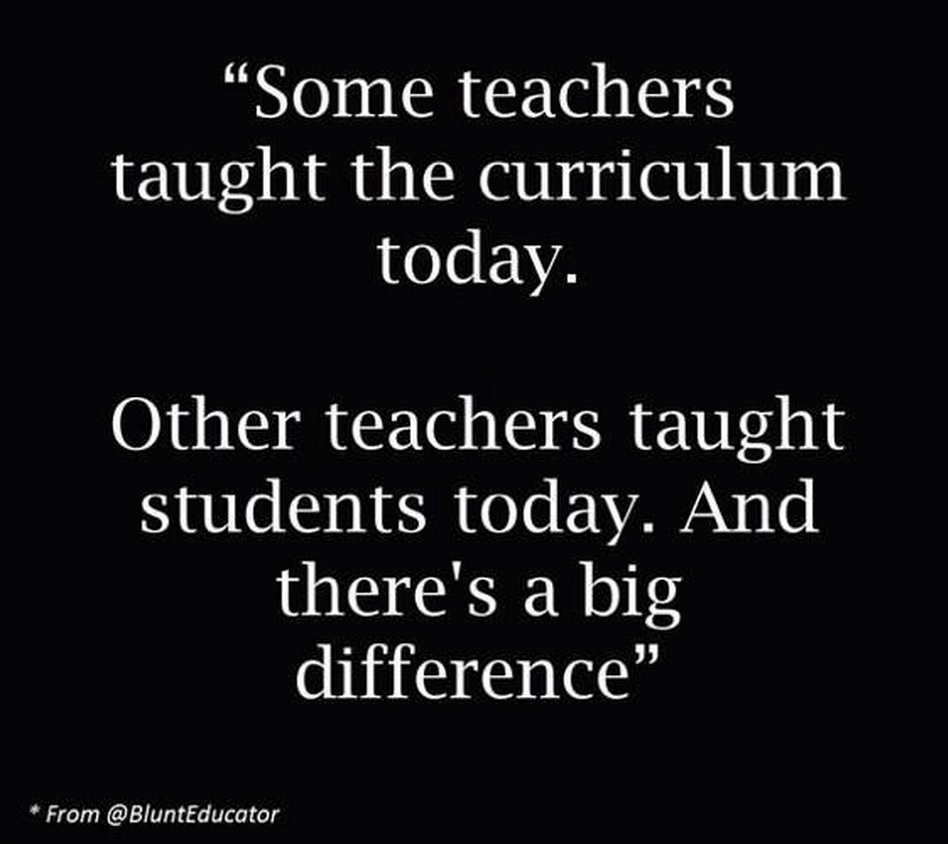 """Some Educational Quotes: Dr. Justin Tarte On Twitter: """"Some Teachers Will Teach The"""