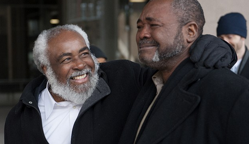 RT @GlobalGrindNews: 2 innocent men released from prison after spending 39 years on death row http://t.co/bxeBBRzQ0s http://t.co/Vm71zyeGDc