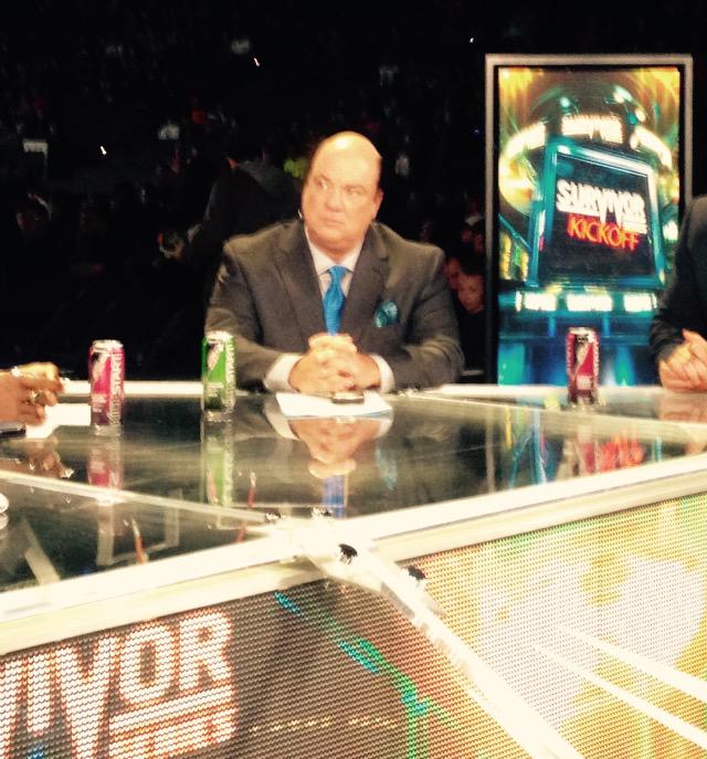 What does the outcome of #SurvivorSeries mean for @BrockLesnar and his advocate @HeymanHustle? #WWENetwork http://t.co/pAeOLRKWJj