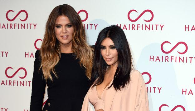 Kim and Khloe Kardashian share what keeps their hair so sleek and shiny: http://t.co/sNOv2eC5rz http://t.co/YR4wze0P6l