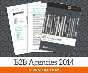 NEW B2B Agencies Report contains agency trends, league tables & comparisions http://t.co/7zkI1QAkBd #Top70B2BAgencies http://t.co/s6VYUL41QU