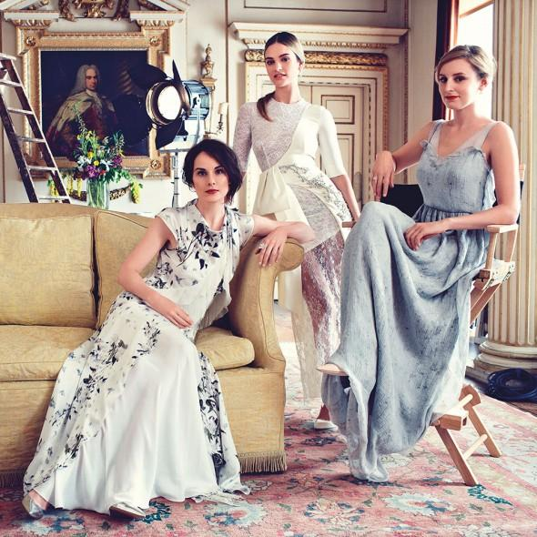 Our expert guide to behaving like a true Downton lady http://t.co/xQvEEw3qSr http://t.co/jgXRIBQGW7